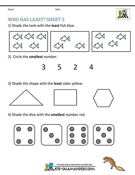 Printable Kindergarten Math Worksheets Comparing Numbers In 2021 Preschool Math Worksheets Kindergarten Math Worksheets Free Kindergarten Math Worksheets