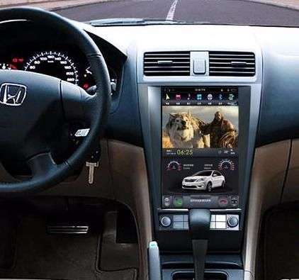 This Radio Can Be Installed In Honda Accord 2003 2007 Stunning Feature Rich Plug And Play Retain Most Honda Accord Volkswagen Phaeton Volkswagen Polo Gti