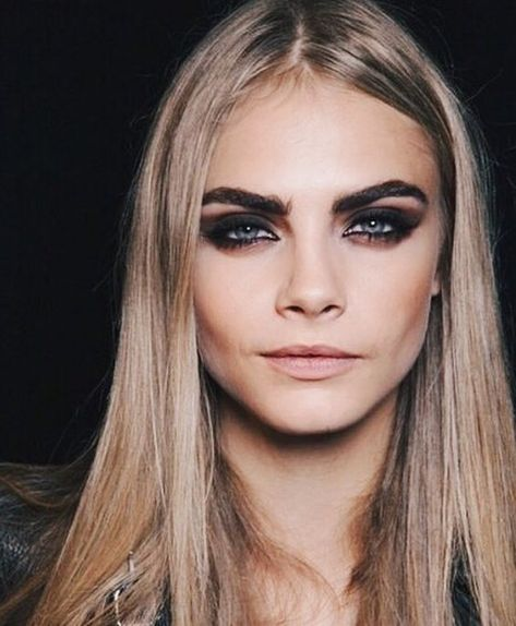 Hair color ombre blonde cara delevingne New ideas