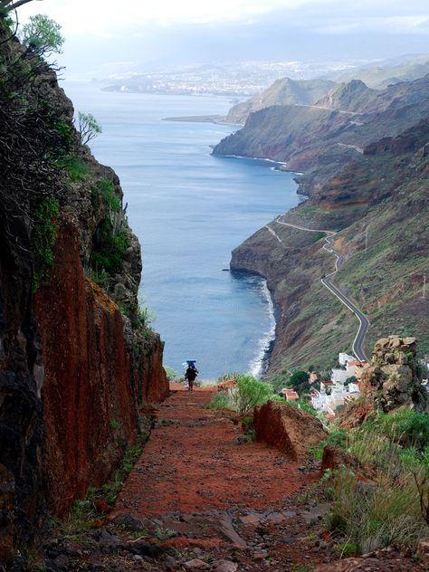 Curioseando Por Tenerife El Semaforo De Igueste De San Andres La