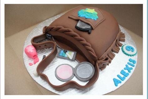 Girly girl cake