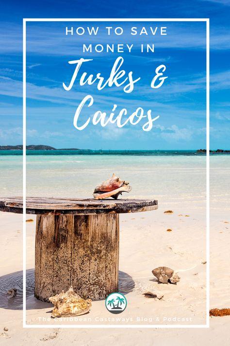 Türken und Caicos oben ohne