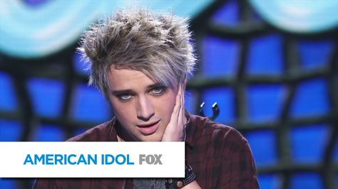 American Idol With Facial Disorder