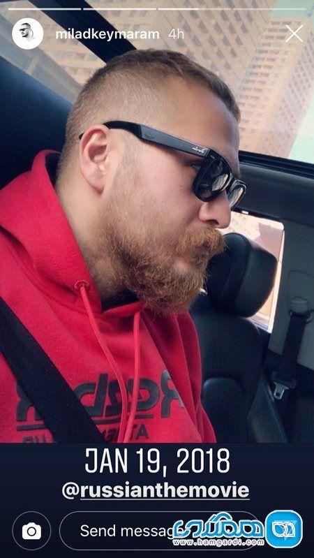 خیابان گردی میلاد خان با ظاهری متفاوت Oakley Sunglasses Sunglasses Mens Sunglasses