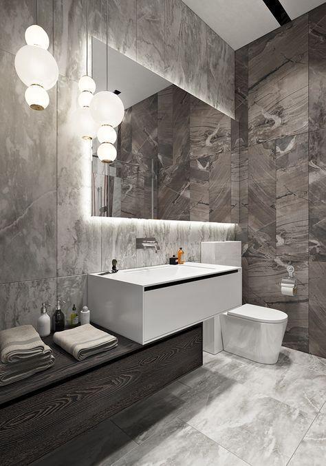 Whether You Objective Of A Soothing Bath Similar To Spa Like Paint Colors Or A Bold Bath In Imitation Of A Bathroom Decor Modern Bathroom Bathroom Design Small