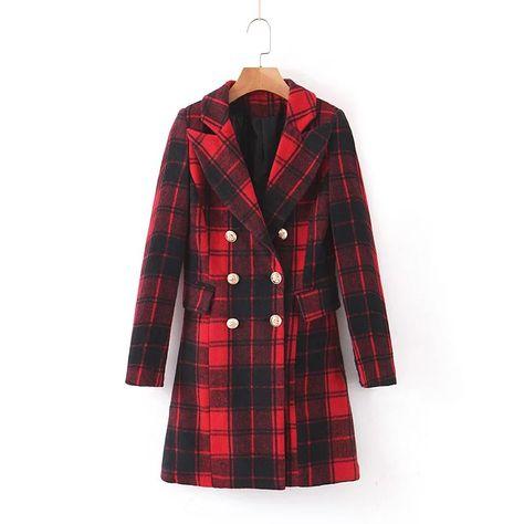 #plaidcoat #plaid #preppy #preppyfashion #preppystyle #coat #overcoat #winterstyle #timelessfashion #chic #alamode #preppywinterfashion