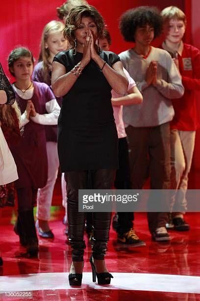 Ein Herz Fuer Kinder Charity Gala Tina Turner Couple Photos