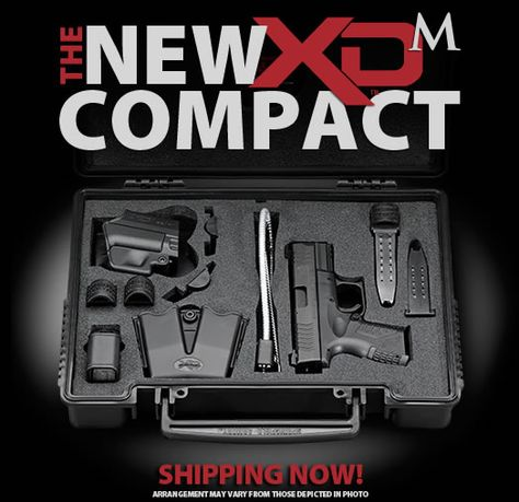 Springfield Armory XDM Compact 9MM
