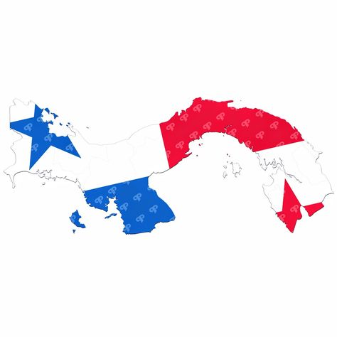 Download Panama Flag Map P P Group Panama Flag Graphic Projects Flag