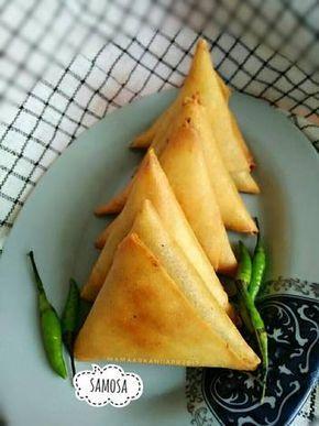 Resep Samosa Lezat Isi Daging Ayam Dengan Bumbu Kari Oleh Fitri Puspitasari Resep Resep Masakan India Resep Sarapan Resep