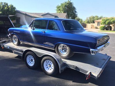 1964 Chevy Ii Nova Street Strip Show Chevy Muscle Cars New Trucks Chevy Nova