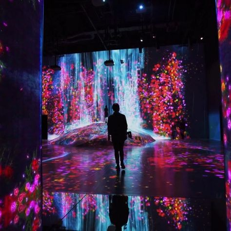 Tokyo's New Digital Art Museum Is Designed to Blow Your Mind