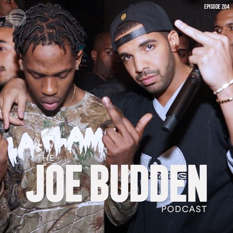 "Episode 204 ""Bust A Right"" is now available on @spotify #JoeBuddenPodcast"""