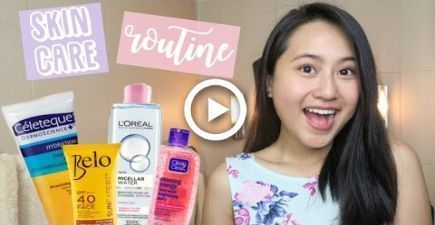 Care Lexy Philippines Rodriguez Routine Skin In 2020 Skin Care Routine Affordable Skin Care Latest Skin Care