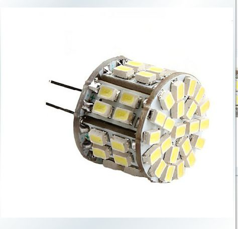 New Fashion Smd3528 5w 12v Led G4 Replace 20w Halogen Lamp Bulb Warranty 2 Years Frees Shipping Halogen Lamp 12v Led Lamp Bulb