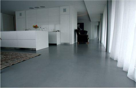 Pandomo-Floor Ein edler Boden, auch im Privatbereich Daleneu0027s - boden für badezimmer