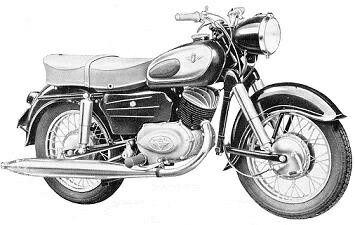 Zundapp 201 S 1956 Di 2021