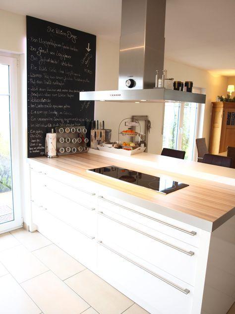Siedlungshaus - perfekte Küchenaufteilung ohne Hängeschränke - küchenzeile ohne hängeschränke