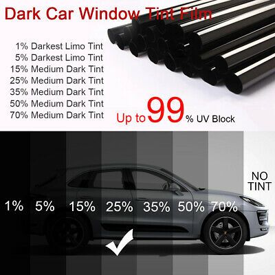 Sponsored Link Car Window Sun Visor Strip Tint Film Windshield Uv