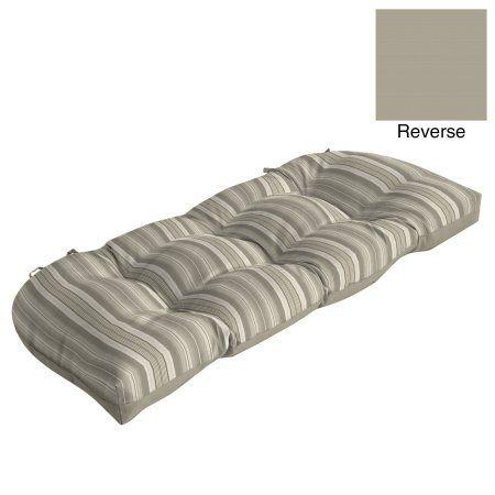 7699bdc5f2b0bbc8f45171caa4b4a8dd - Better Homes And Gardens Tufted Wicker Settee Cushion