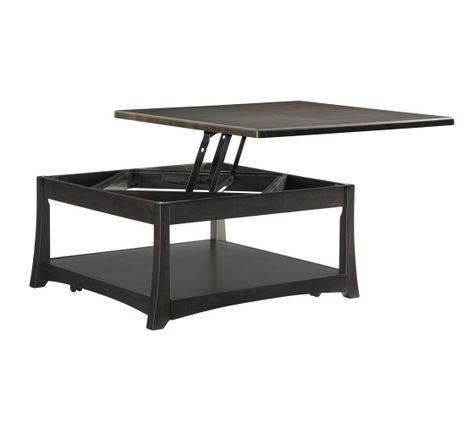 Godio Square Lift Top Coffee Table Coffee Table Table Lift Top