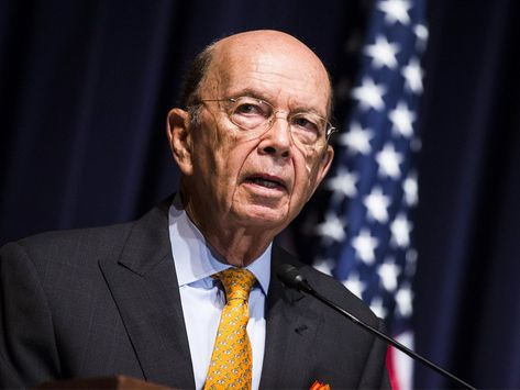 "Wilbur Ross Says Democrats Are ""The Enemy,"" Are Praying For A Recession — Vanity Fair"