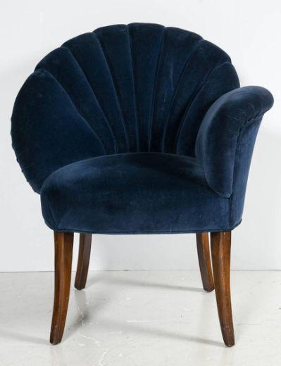 Pair Of Art Deco Velvet Chairs Furniture Decor Homedecor Chairs Decor Furniture Homedecor Velvet Deco Chairs Art Deco Furniture Art Deco Interior