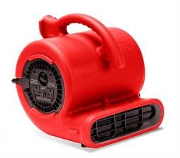 Vp 25r 1 4 Hp B Air Vent Air Mover Compact Yet Powerful This Lightweight Unit Is Perfect For Use In Crawl Space Damage Restoration Blower Fans Restoration