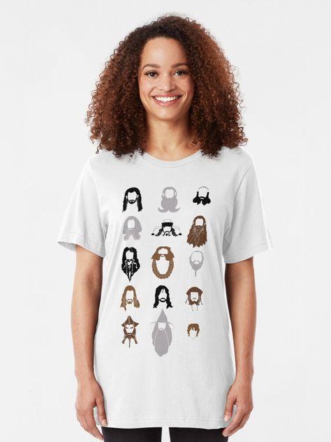"""The Bearded Company"" T-shirt by TrashTante #Aff , #sponsored, #Company, #Bearded, #TrashTante, #shirt"