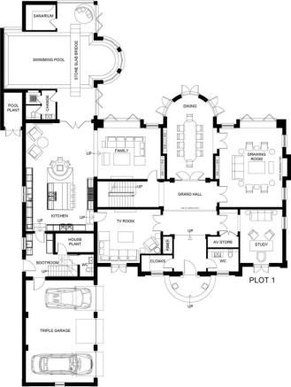 Rightmove Co Uk House Plans Uk Mansion Floor Plan Architectural Floor Plans