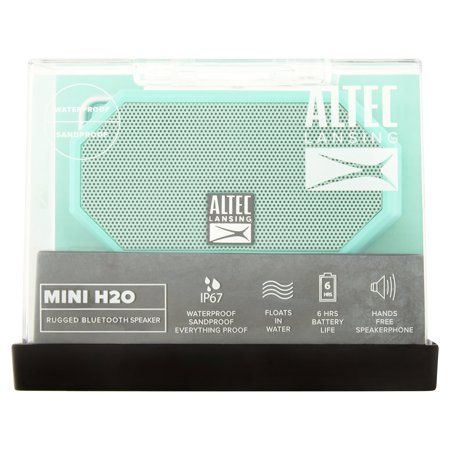 Electronics Altec Lansing Mini Walmart