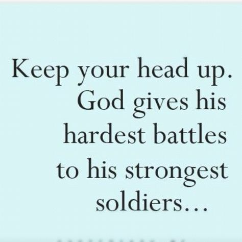 God has a plan for you. Be strong. | Inspirational quotes ...