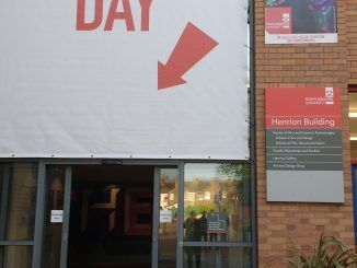 Open Days Student Life At Staffordshire University