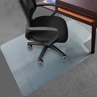 Durable Pvc Home Office Chair Protector 1 Shinobu Office Desk Chair Mat For Carpet Pvc Dull Polish Protection F Office Chair Mat Office Chair Best Office Chair