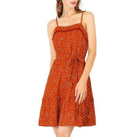 27++ Red spaghetti strap dress ideas ideas in 2021
