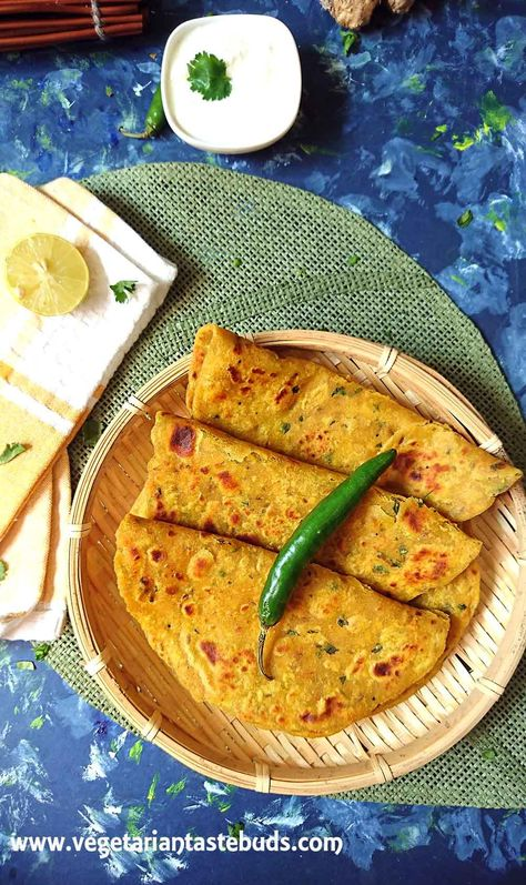 how to make parathas from leftover dal | easy, quick and healthy leftover dal parathas