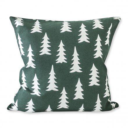 Evergreen Cuscini.Fine Little Day Fodera Cuscino Gran Natale Tessile Throw Pillow