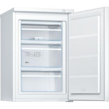 Bosch Gtv15nw3a Congelateur Armoire Froid Statique Congelateur Armoire Armoire Congelation