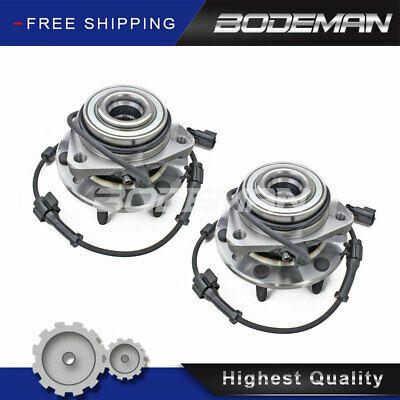 Advertisement Ebay 2 Front Wheel Hub Bearing Assembly Fits 2002