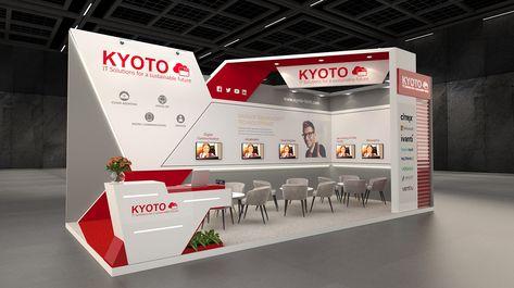 120 精致小方案 Ideas In 2021 Exhibition Stand Design Exhibition Booth Design Booth Design