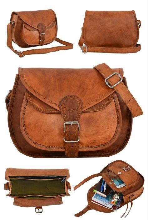 """Die Lederhandtasche """"Evelyn"""" macht aus Deinem Outfit etwas ganz Besonderes. Verbunden mit der nötigen Funktionalität und Stabilität wird sie zur praktischen Begleiterin. Gusti Leder - K54b"""