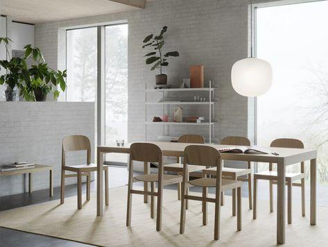 Où trouver des chaises design en bois - JOLI PLACE