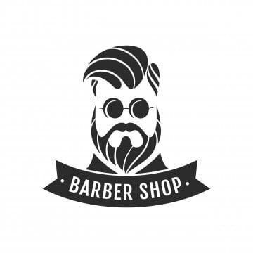 Black And White Barber Shop Logo Shop Barber Logo Png And Vector With Transparent Background For Free Download Barber Shop Barber Logo Barber