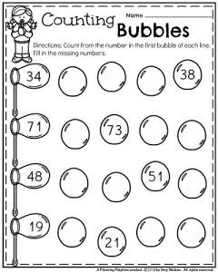 Kindergarten Worksheets for May | Education - math | Pinterest ...