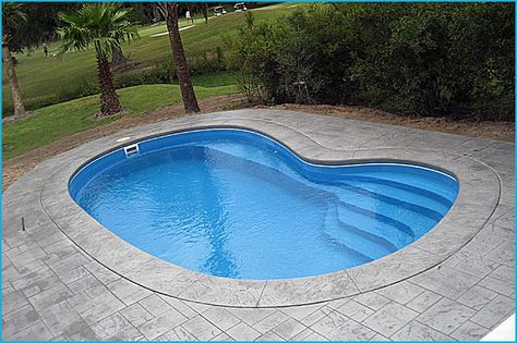 Wohnen is a family owned fiberglass swimming pool sales and installation company serving Small Inground Pool, Small Backyard Pools, Backyard Pool Designs, Swimming Pools Backyard, Pool Landscaping, Lap Pools, Indoor Pools, Pool Decks, New Jersey