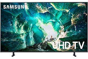 Samsung Ru8009 138 Cm 55 Zoll Led Fernseher Ultra Hd Hdr Triple Tuner Smart Tv Modelljahr 2019 Kanal