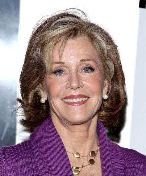 30 Stilvolle Und Charmante Jane Fonda Frisuren Frisuren Trends
