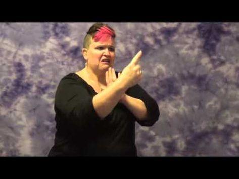 Take me to church ASL Cover - YouTube | ASL | Pinterest ...