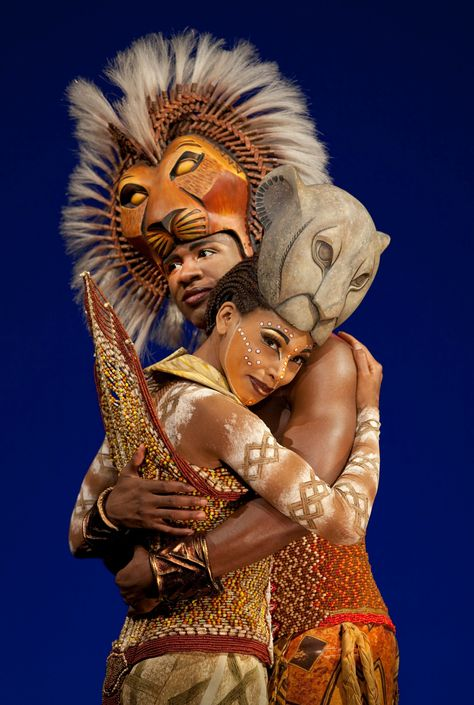 The Lion King - I remember seeing this as a kid and being so freaked out by all the costumes. Now it seems really cool