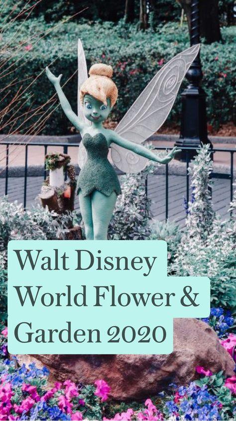 Walt Disney World Flower & Garden 2020